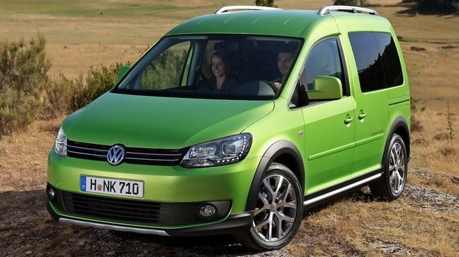 Volkswagen Cross Caddy